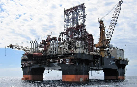 Rosneft has spudded the 1st ultra-deepwater exploration well in