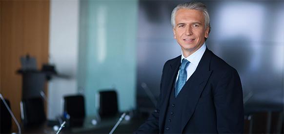 Главу Газпром нефти А. Дюкова избрали президентом РФС