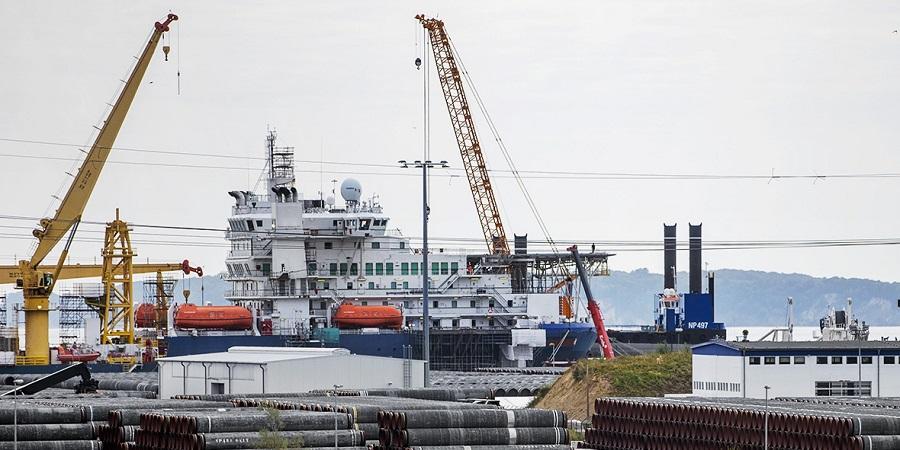 Большие игры вокруг Северного потока-2: Дания инициирует новую дискуссию вокруг проекта, а ЕС говорит, что он не в его ведении