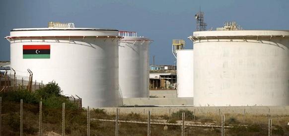 Ливийская NOC потеряла 2/3 мощностей хранения нефти в результате недавнего нападения боевиков