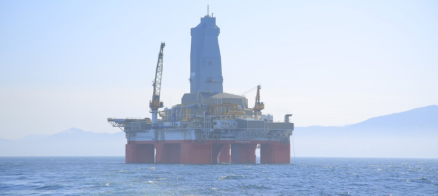 СК-6. Газпром флот завершил строительство очередной скважины на Южно-Киринском месторождении