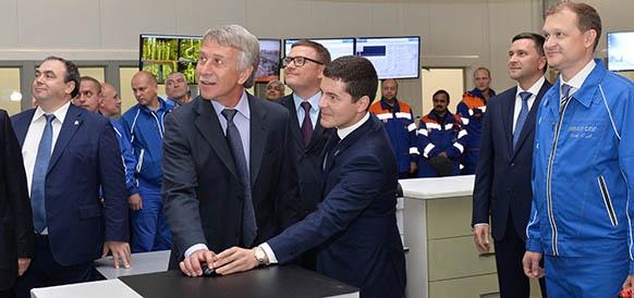 Ямал СПГ отгрузил 1-ю партию СПГ после запуска 2-й технологической линии завода (ФОТО)