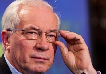 Тяжеловес Н.Азаров предрекает новую газовую войну с Россией. Не напрямую, конечно