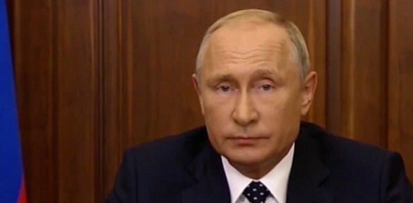 В. Путин. Пенсионной реформе - Да! Голосовать!