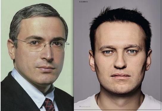 Ходорковский и Лебедев дали совет Навальному