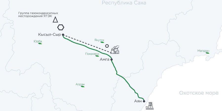 Стоимость проекта Якутский СПГ оценивается в 30-35 млрд долл. США