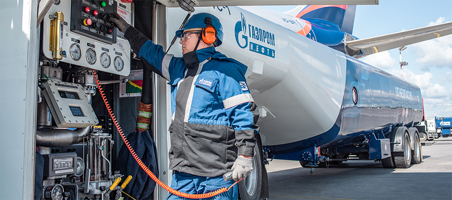 Gazpromneft-Aero implements a digital aviation fuel accounting system