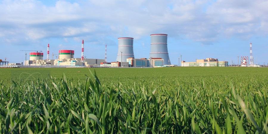 Литва направила Белоруссии ноту с призывом остановить пуск Белорусской АЭС