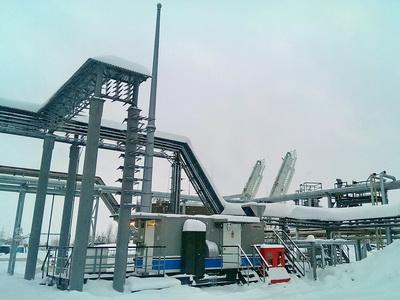 На двух объектах ОАО «Томскнефть» завершены испытания вакуумных компрессорных станций «ЭНЕРГАЗ»
