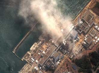 На АЭС Фукусима -1 отказала система охлаждения. Сбой устранили не быстро