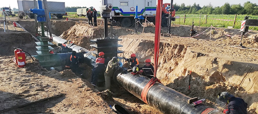 Reducing reliance on Russia, Poland considers purchase of Israeli gas