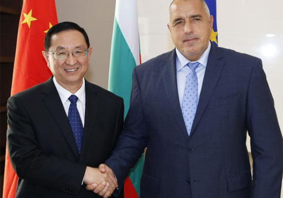 China interested in Bulgaria's Belene nuclear plant