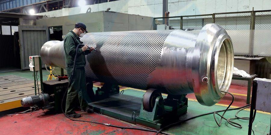 Атоммаш завершил механическую обработку коллекторов для 2-го энергоблока АЭС Аккую