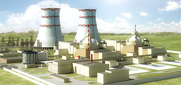 Main construction of the 2nd Unit of Rooppur NPP begins with the «1st Concrete» ceremony