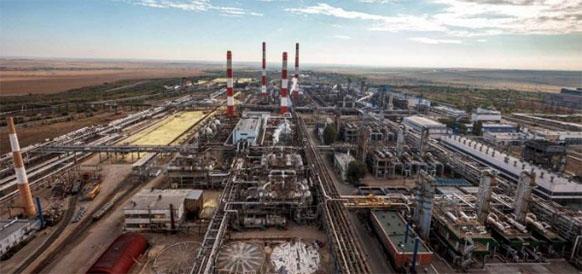 ЛУКОЙЛ ускорит строительство Кандымского ГПЗ в Узбекистане. 1-я очередь завода будет введена на полгода раньше срока