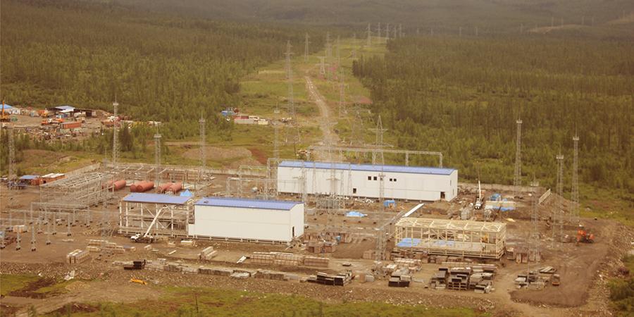 Эльгинское угольное месторождение подключили к ЕНЭС России