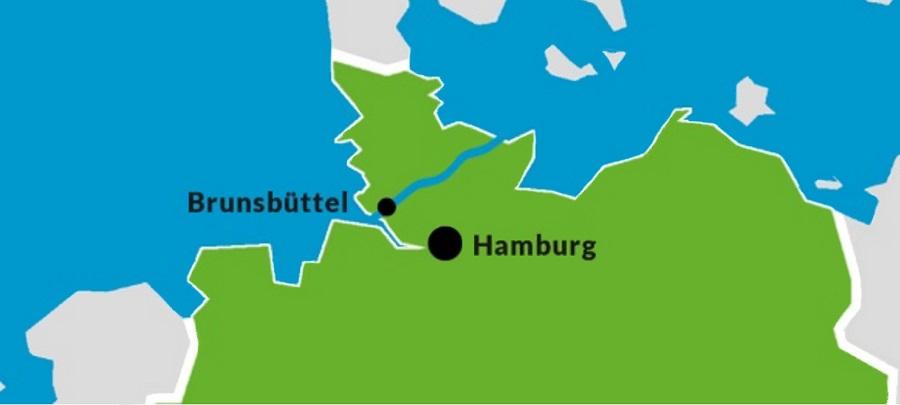 Выбрано 4 EPC кандидата на строительство German LNG Terminal