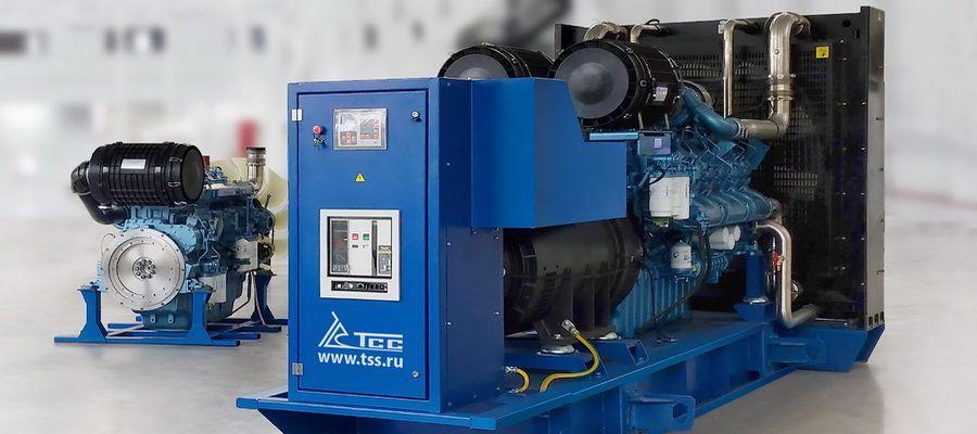 ГК ТСС – дизельные электростанции от лидера отрасли