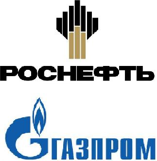 Rosneft and Gazprom Join Forces to Explore and Develop Offshore Fields