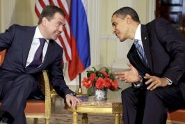 За что Дмитрий Медведев похвалил Барака Обаму?