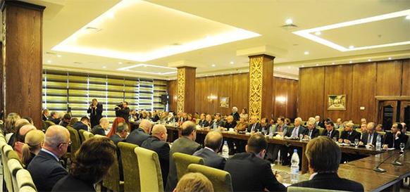 Россия и Сирия подписали коммерческие соглашения в сфере разведки и добычи углеводородов