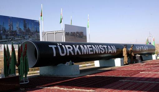 Иран и Туркменистан подписали договор о транзите газа. Казахстан тоже интересуется.