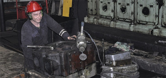 Якутия готовится к зиме. Сахаэнерго проводит ремонт дизельного оборудования отдаленных электростанций