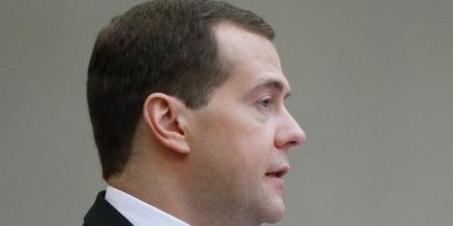 Д.Медведев требует от Украины вернуть долги за российский газ. Газпром поддерживает