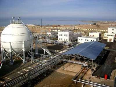 Малайзийская компания  Петронас Чаригали  начала добычу газа на туркменском шельфе Каспия