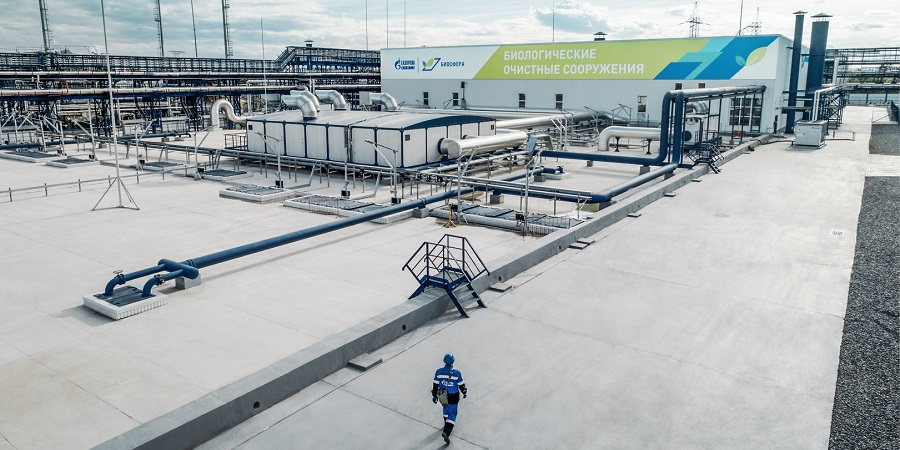 Свой пар. «Биосфера» обеспечит рост энергоэффективности Московского НПЗ