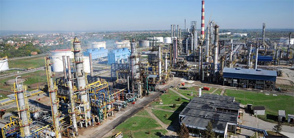 Brod refinery-Croatia gas link to disrupt works on vital gas pipeline in Bosnia-BH Gas