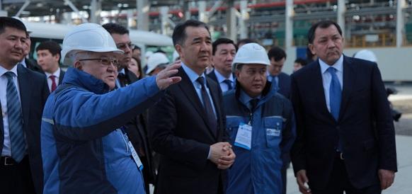 Shymkent Oil Refinery completes modernisation, improves fuel & environmental standards