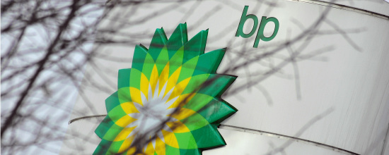 BP swung to a profit in the 1st quarter