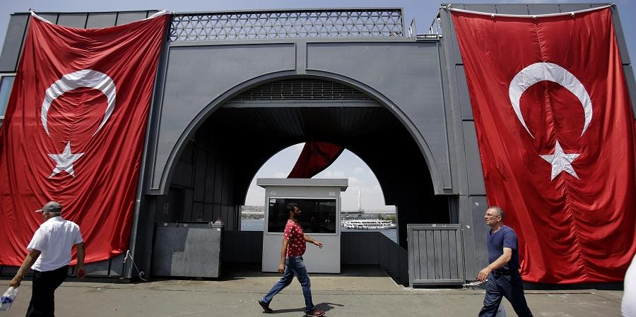 Турция сократила импорт газа из России и Ирана в 1-м полугодии 2020 г. более чем на 40%
