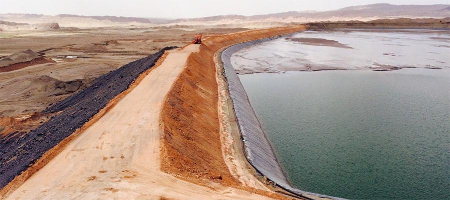 ВНИИГ разработал проект хвостового хозяйства для обогатительной фабрики на месторождении Шалкия в Казахстане