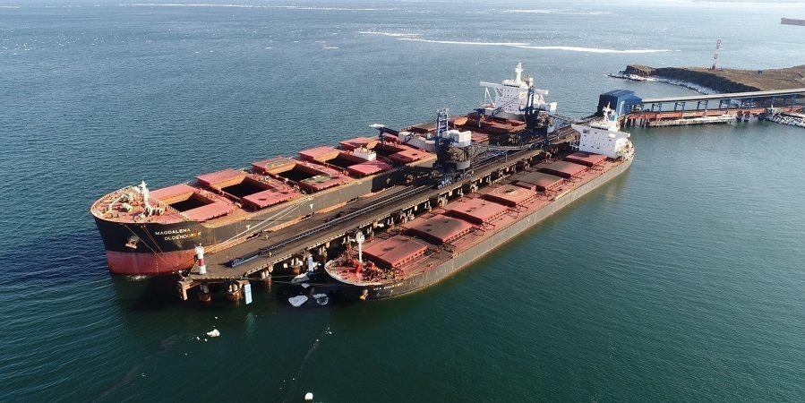 Сибантрацит начал экспорт угля большими судами вместимостью свыше 160 тыс. т