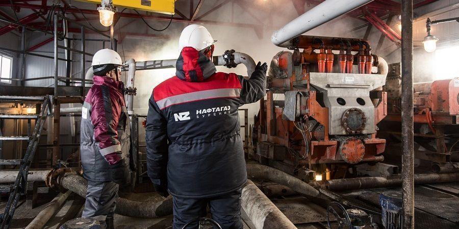 «НафтаГаз» пробурил высокопродуктивную скважину на Западно-Чатылькинском месторождении