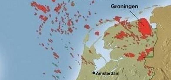 Решено! Голландия остановит добычу газа на Гронингене к 2030 г