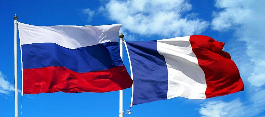 French demand for Russian natural gas growing further