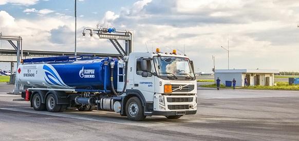 Gazprom Neft begins fueling Aeroflot's flights in China