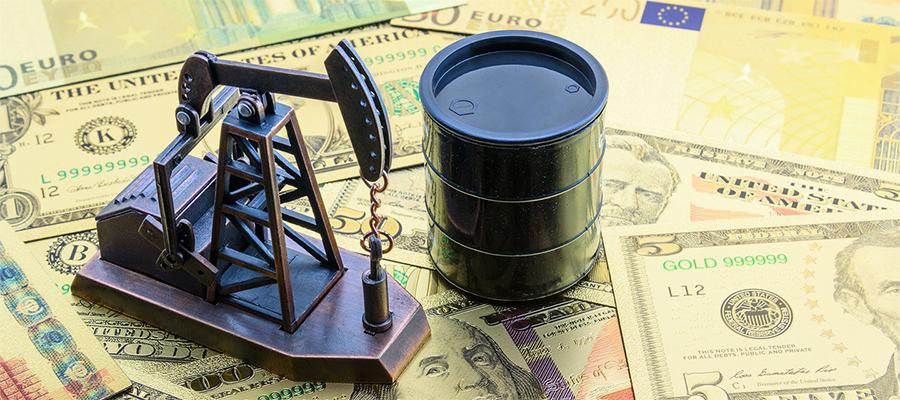 Новый минимум. Цены на нефть Urals при поставках в Северо-Западную Европу упали до 13 долл. США/барр.