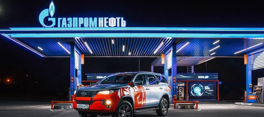 Gazprom Neft commissioned 44 filling stations in 2020, expanded its network presence in 45 Russian regions