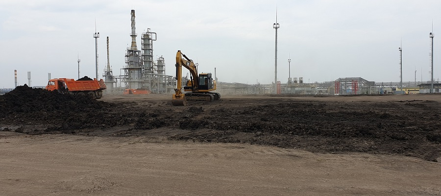 Ильский НПЗ приступил к строительству установки первичной переработки нефти
