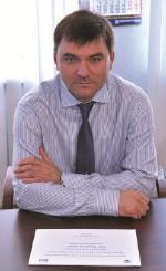 Igor Timofeev General Director Izhora Plants