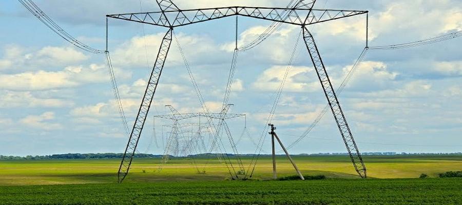В 1-м квартале 2021 г. Украина увеличила импорт электроэнергии почти в 2 раза
