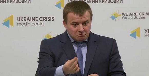 В.Демчишин говорит, что обойдется без российского газа, но сильно путается в цифрах