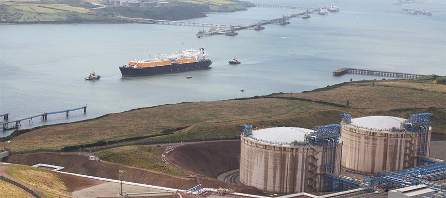 Газпром поставил Shell партию зеленого СПГ. Первую в Атлантическом бассейне