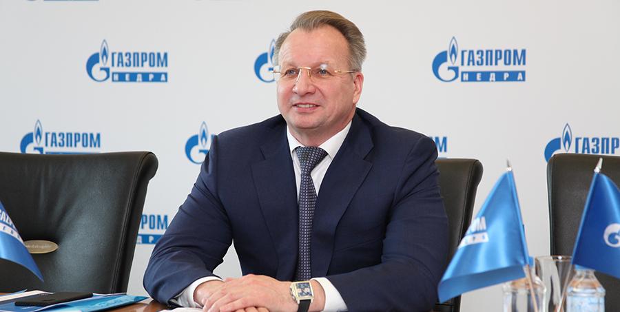 Системный апгрейд. На вопросы отвечает генеральный директор Газпром недра Всеволод Черепанов