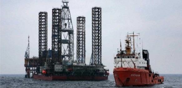 Государственная пограничная служба Украины: Черноморнефтегаз начинает новое бурение на Голицинском газоконденсатном месторождении