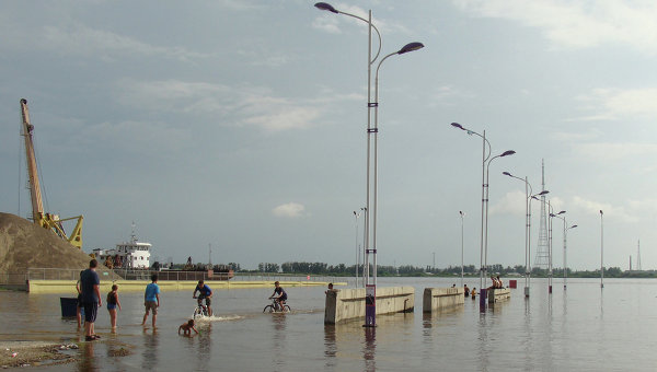 Пик паводка. В Приамурье, Хабаровском крае и ЕАО подтоплено 140 населенных пунктов